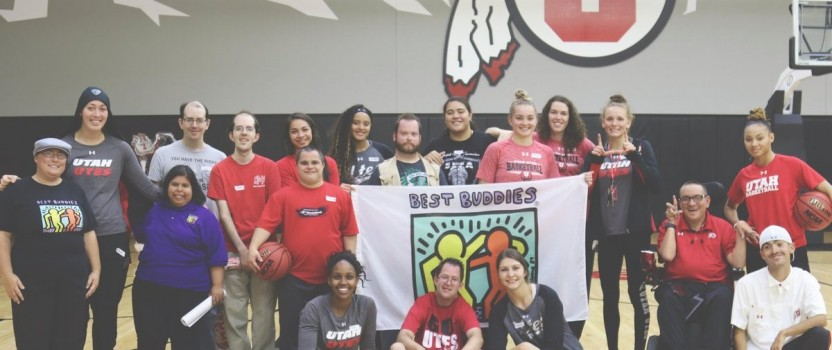 Basketball Partners with Best Buddies