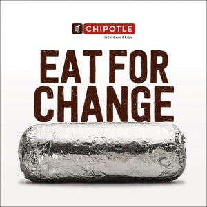 Eat For Change with Chipotle