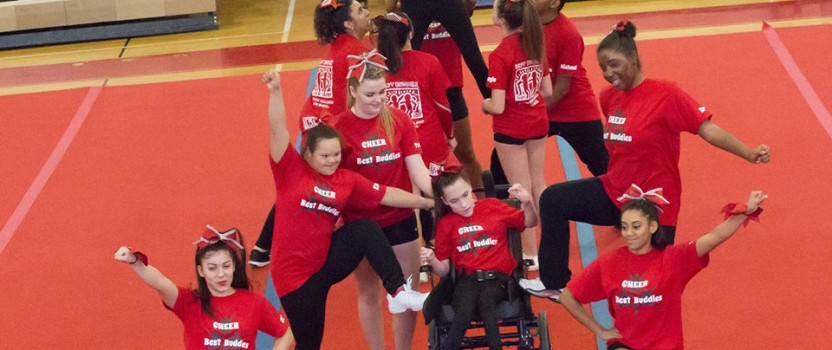 Give Me A 'B': North Rockland's Best Buddies Has Lots To Cheer About