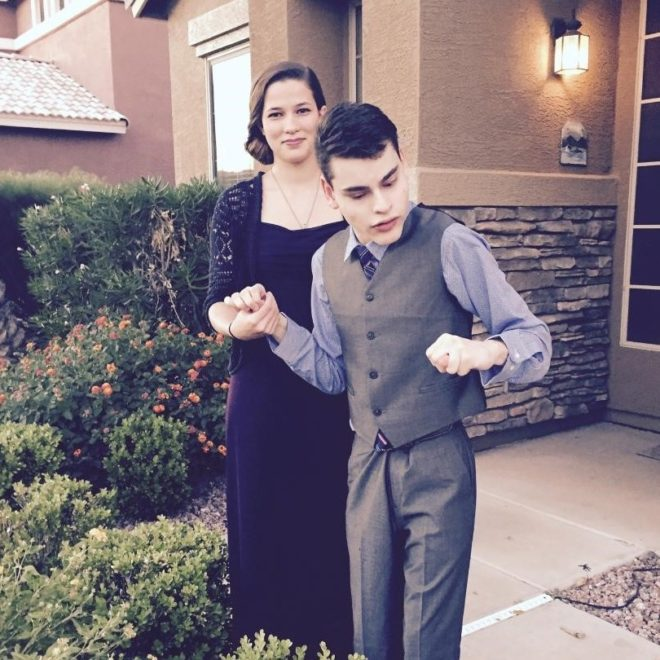 Best Buddies Month: JaciLynn and Austin