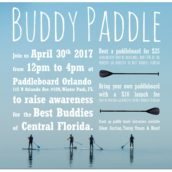 Second Annual Buddy Paddle