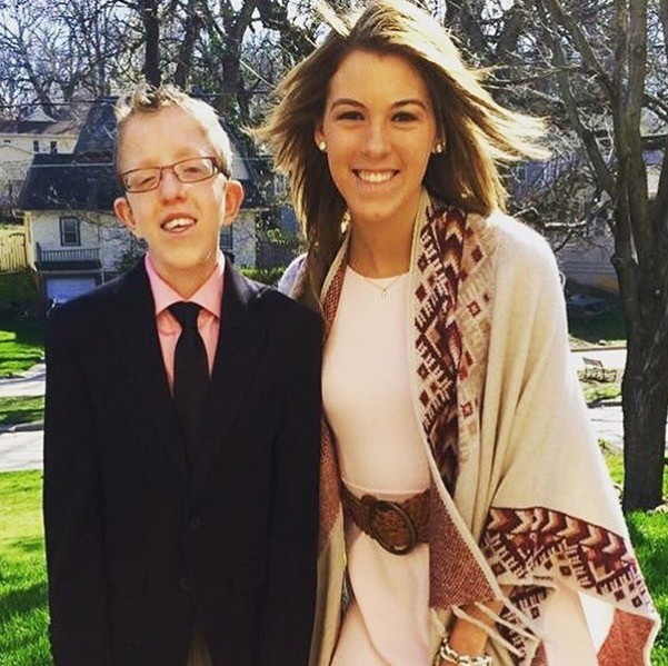 Best Buddies Month: Sam and Jessica (Drake University)