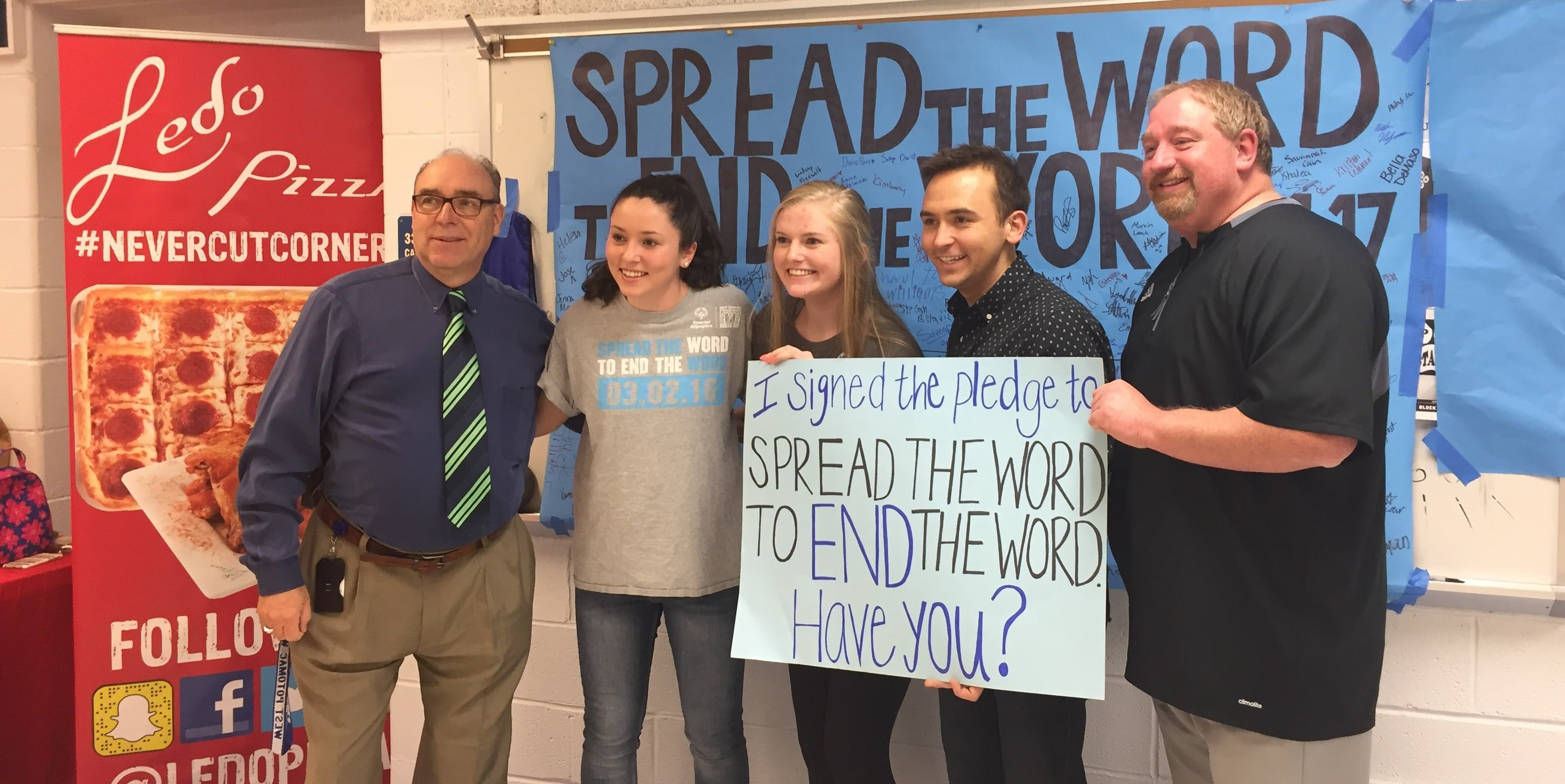 Tommy McFly, Capital Region Schools Unite In Ending the R-word