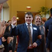 UNC Best Buddies & Pi Kappa Phi Host Joy Prom