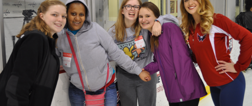 MSE Foundation Hosts Skating Party for Best Buddies