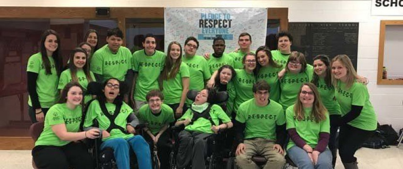 Delaware Valley H.S. unified sports team has successful season