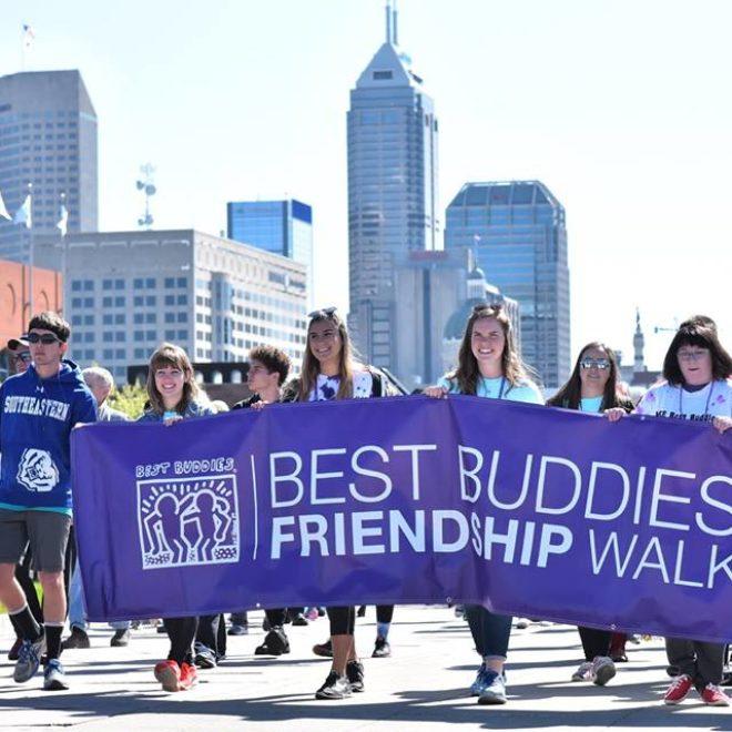 Over 2000 Attend 2017 Best Buddies Friendship Walk in Indianapolis