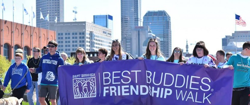 Over 2000 Attend 2017 Best Buddies Friendship Walk in Indianapolis