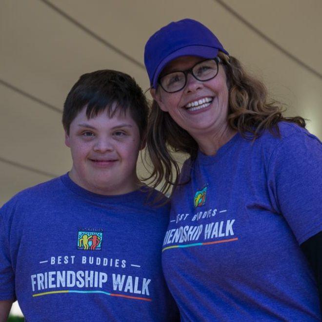 North Carolina Raises Over $30,000 at Inaugural Best Buddies Friendship Walk