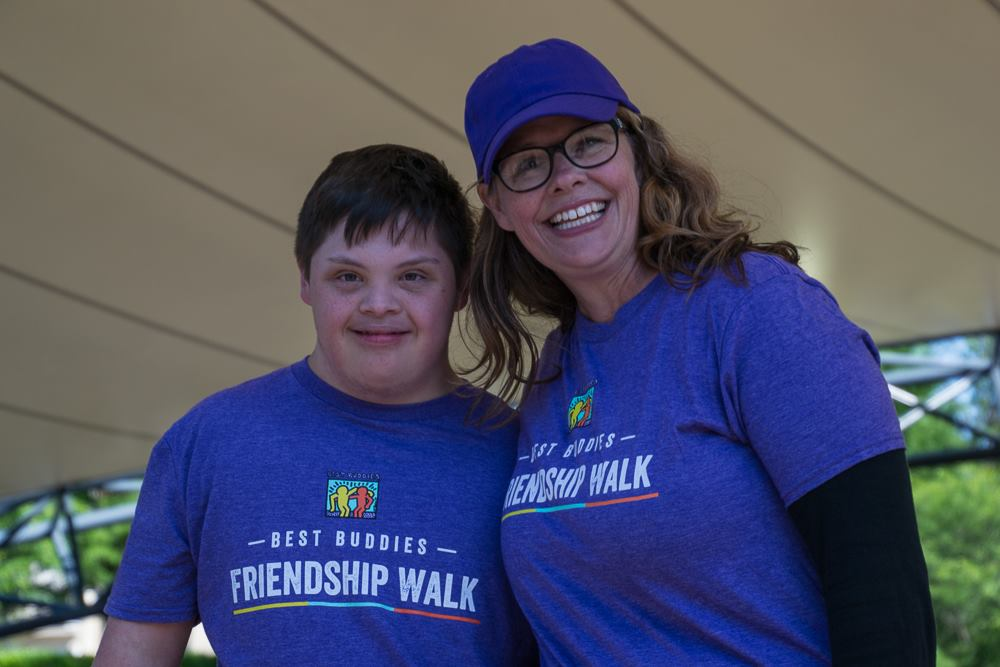 North Carolina Raises Over $30,000 at Inaugural Best Buddies Friendship Walk