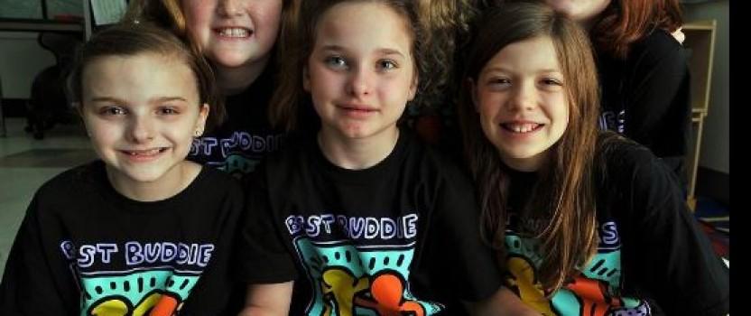 Franklin: State group honors Keller school's Best Buddies
