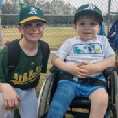 Buddy Spotlight: Noah & Joe