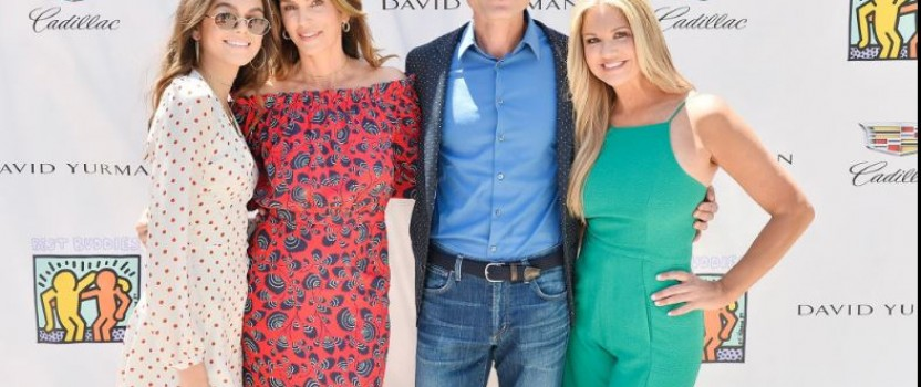 Celebrity Moms and their Families Enjoy Sunny day at Best Buddies Mother's Day Brunch