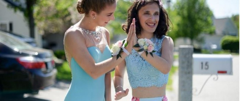 'Best prom' ever for Exeter High Best Buddies