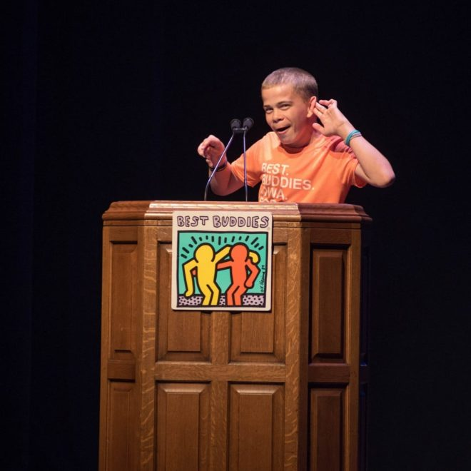 Jack Clarke's Speech at the 2016 Best Buddies Leadership Conference