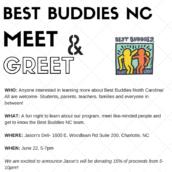 Best Buddies NC Meet & Greet
