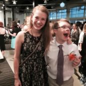 Paige Peterson & Brian Dunphy (Waukee High School)
