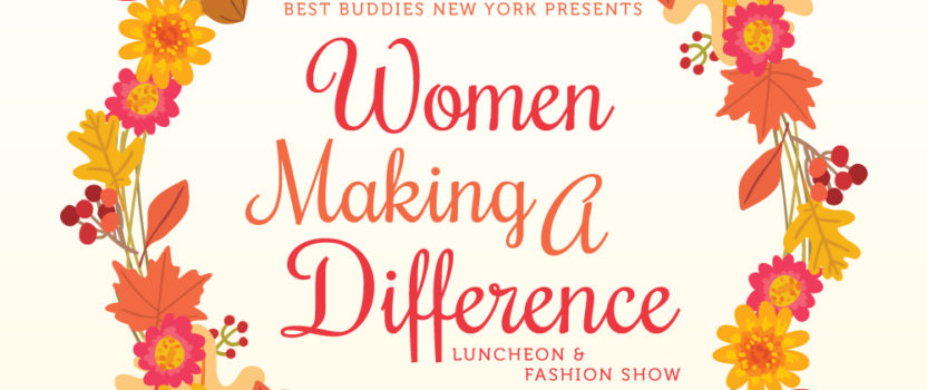 Women Making A Difference Luncheon & Fashion Show