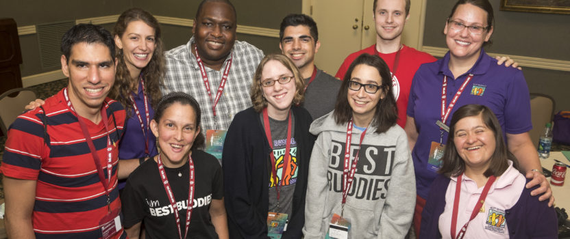 Best Buddies Creates Unity in Local High Schools and Universities
