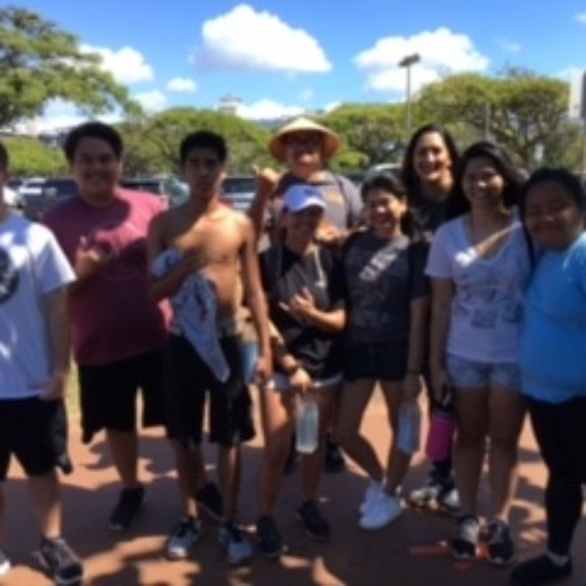 Best Buddies Friendship Walk Success in Hawaii