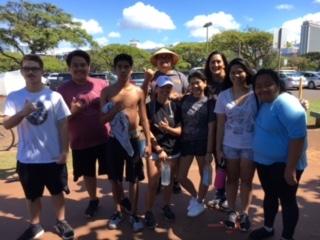 Best Buddies Friendship Walk Success in Hawaii