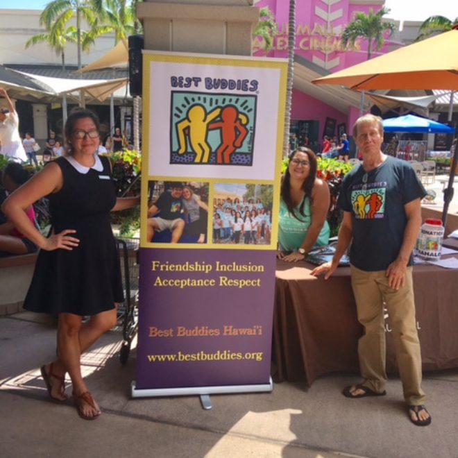 Best Buddies Block Party in Maui