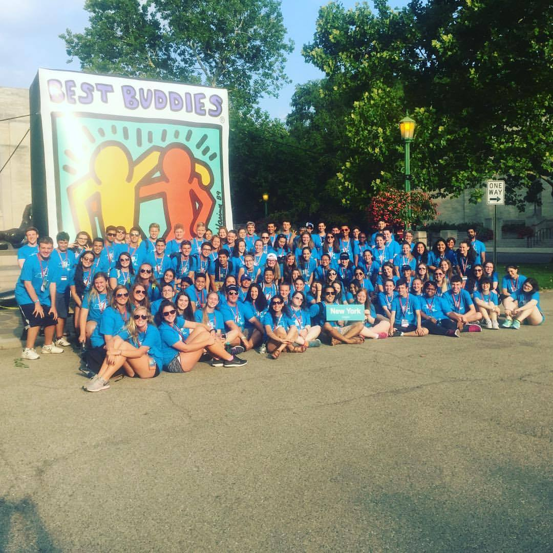 120 Students From New York Attend 28th Annual Best Buddies Leadership Conference