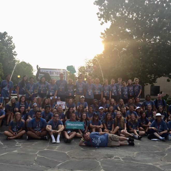 80 Delegates From Wisconsin Attend 28th Annual Best Buddies Leadership Conference