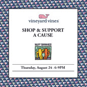 Vineyard Vines Shop & Support Best Buddies