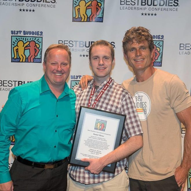 Tennessee Jobs Participant & Promoters Chapter Awarded at 28th Annual Best Buddies Leadership Conference