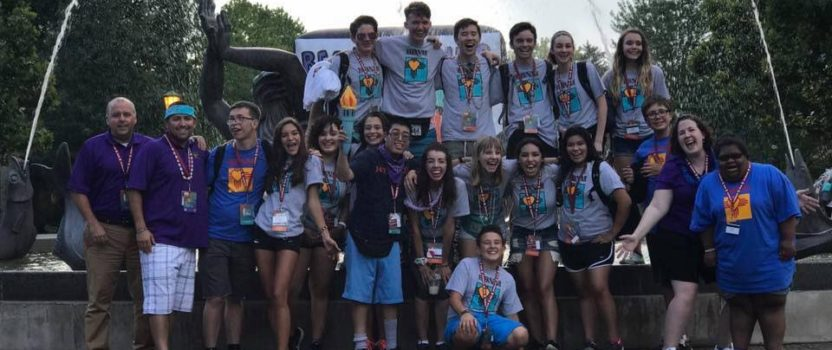 25 Student Leaders From New Mexico Attend 28th Annual Best Buddies Leadership Conference