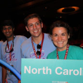 North Carolina Passes The Torch at the 28th Annual Best Buddies Leadership Conference