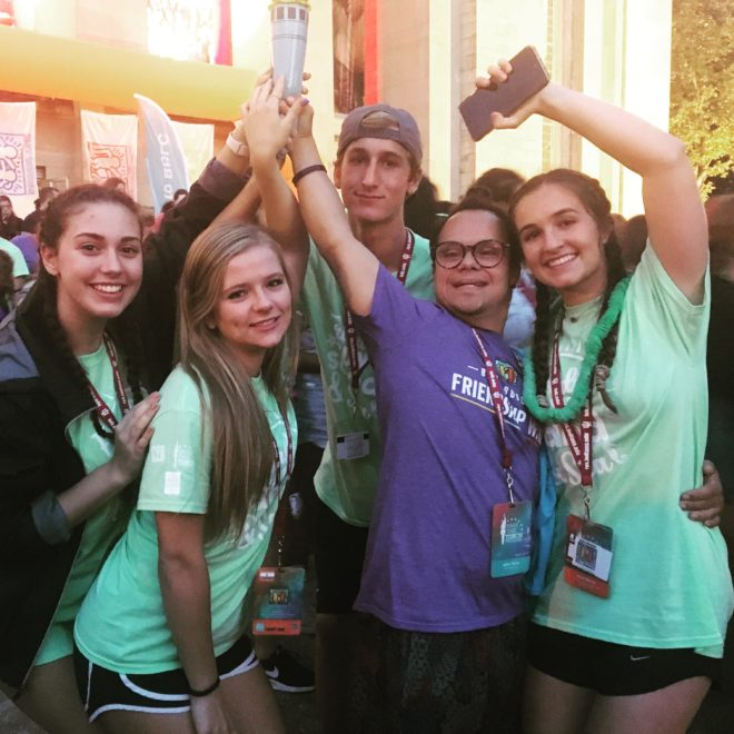 Tampa Students Attend 28th Annual Best Buddies Leadership Conference