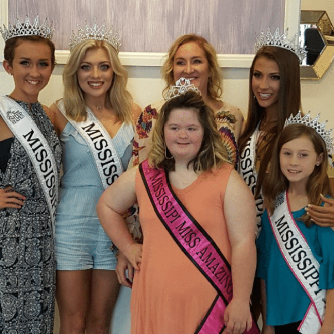Buddy Spotlight: Morgan Tibbens Attends National Pageant in Chicago