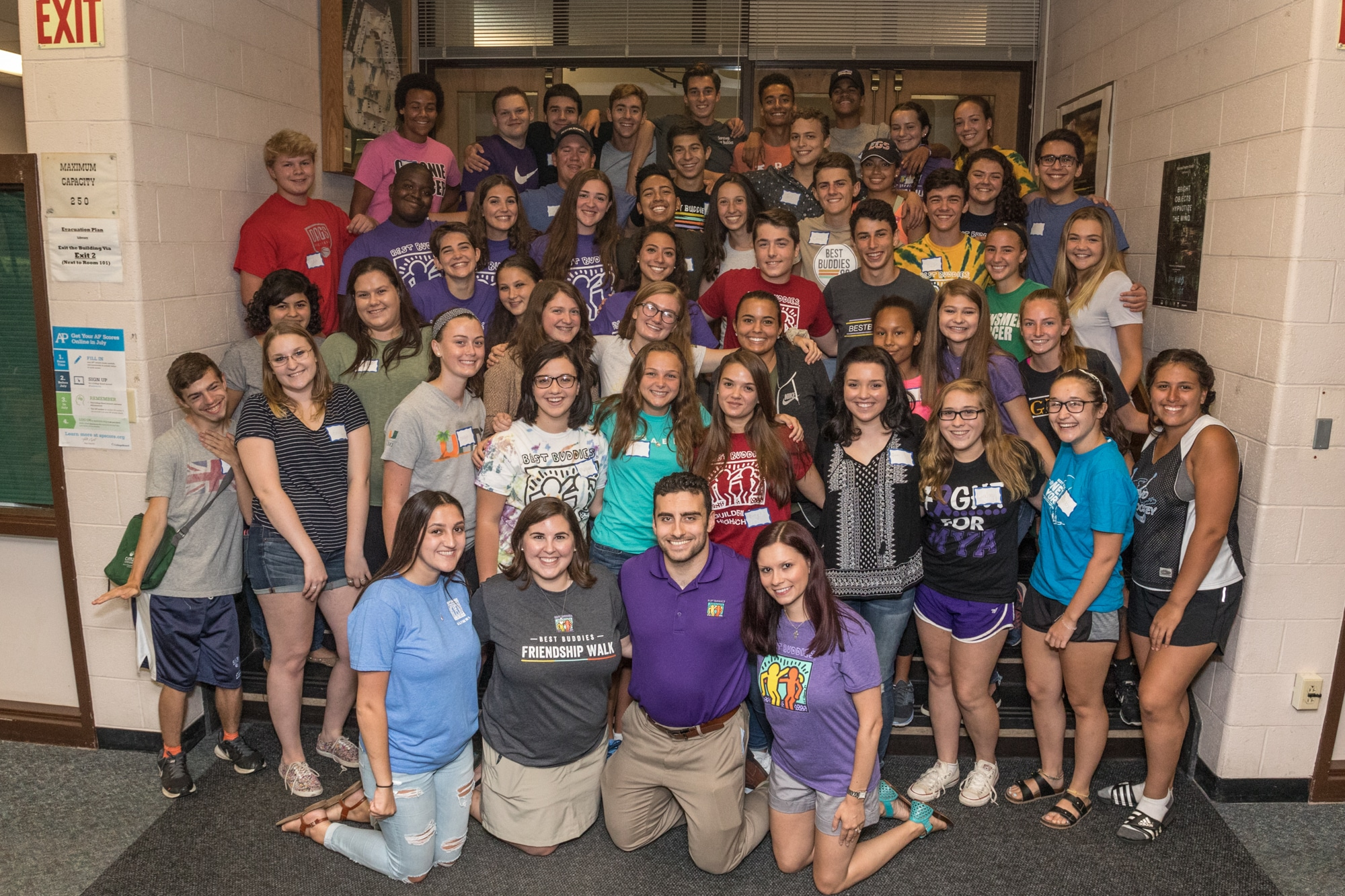 75 Students Leaders Attend Best Buddies Local Leadership Training Day
