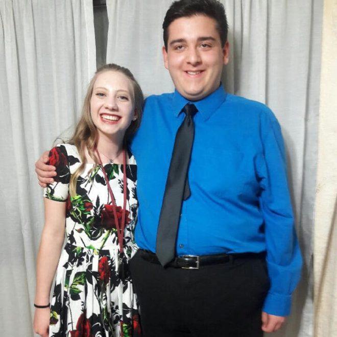 Highlight on Friendship: Courtney & Joe