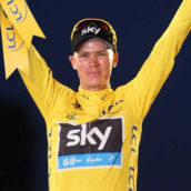 Four-Time Tour de France Champion Chris Froome to Headline the Best Buddies Challenge: Miami
