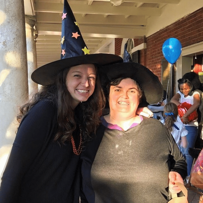 Friendship Spotlight: Kim and Kristine, UVA