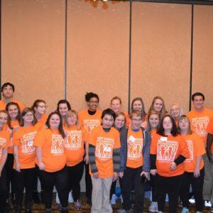 Leadership Breakfast-Student Volunteers