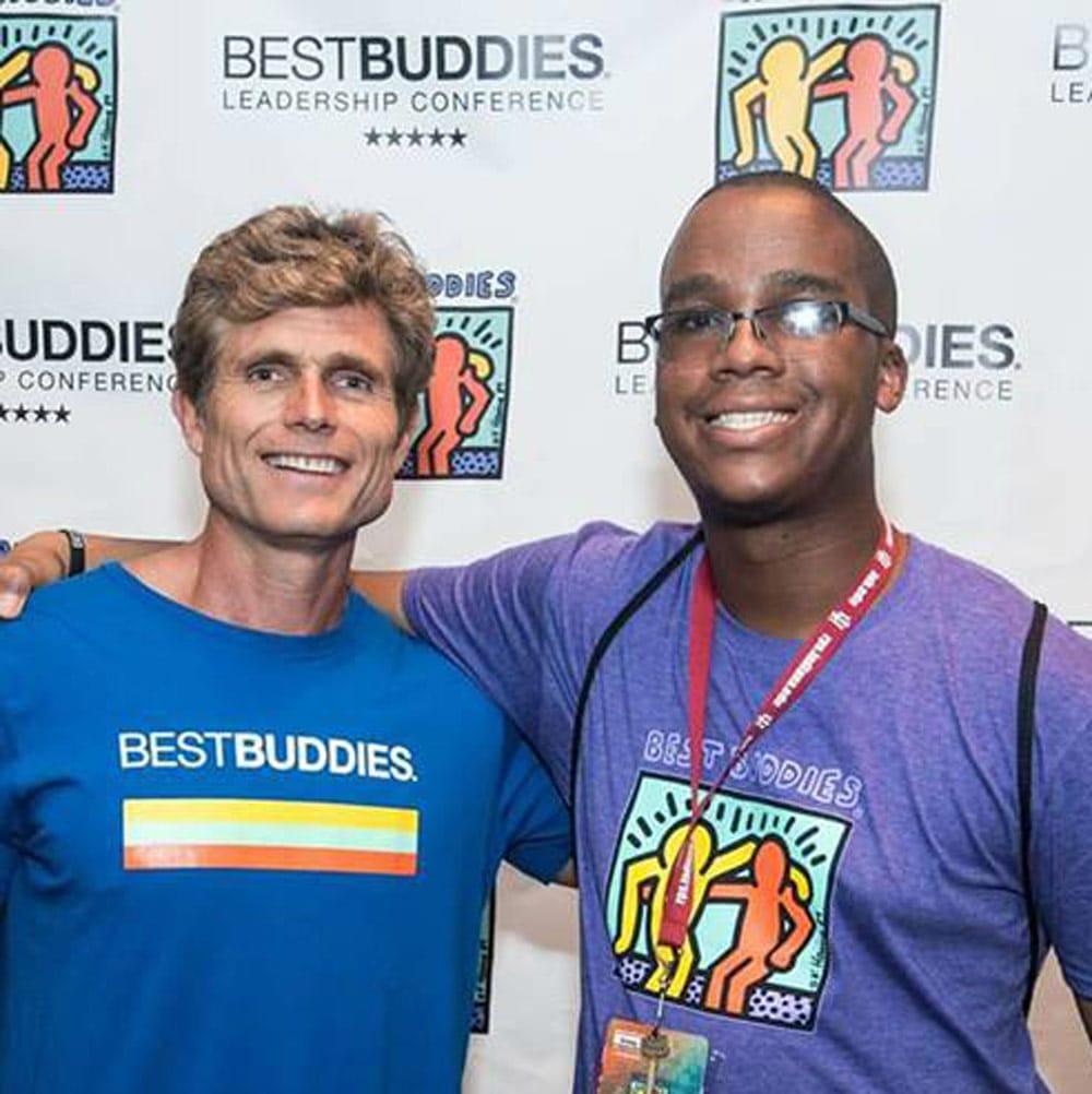 Best Buddies Ambassadors: Zach Curtis