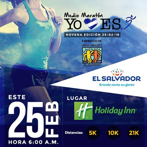 Best Buddies El-Salvador Marathon featured image