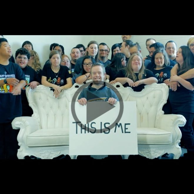"""Best Buddies Releases Official Music Video to """"This Is Me"""""""