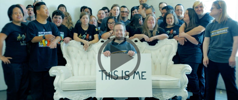 "Best Buddies Releases Official Music Video to ""This Is Me"""