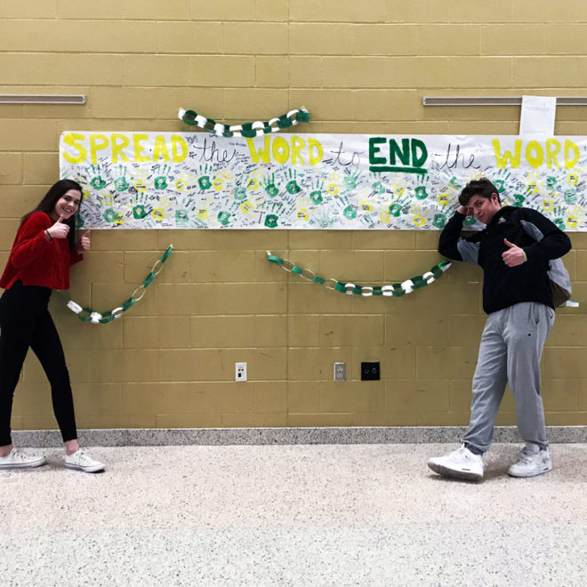 School Friendship: Madeira and Langley High Schools