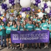 Thousands walk for inclusion at Best Buddies fundraiser in Downtown Miami