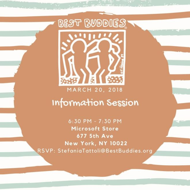 Best Buddies Info Session: NYC