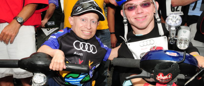 In Loving Memory of Best Buddies Global Ambassador Verne Troyer