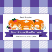 Pancakes With A Purpose