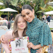Best Buddies International Mother's Day Brunch Hosted by Celebrity Supporter Vanessa Hudgens Raises $300,000 for Individuals With  Intellectual and Developmental Disabilities