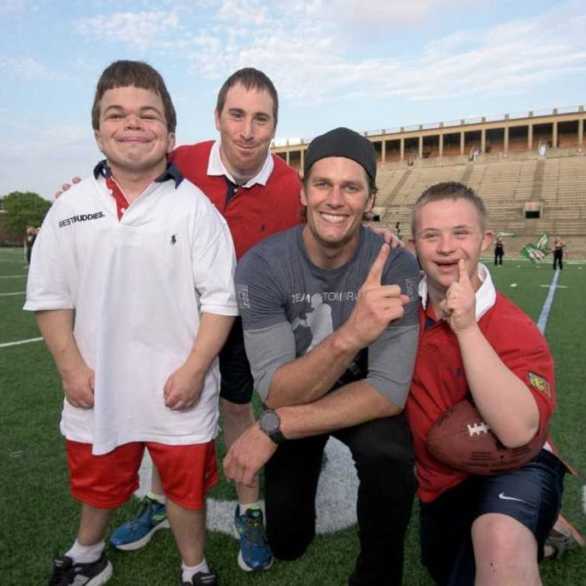 Join Tom Brady & Challenge Yourself to Change Lives at the 19th Annual Best Buddies Challenge: Hyannis Port Presented by Pepsi-Cola And Shaw's and Star Market Foundation